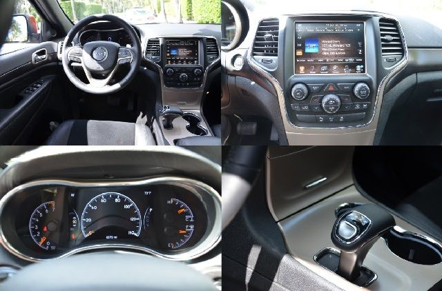 Jeep Interior Pictures Reviews
