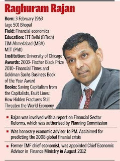 Raghuram Rajan, RBI, Governor, Ministry of Finance, MoF, Government of India, USA, Prime Minister, PM, Narendra Modi, PT education, PT, IAS, MBA, Sandeep Manudhane