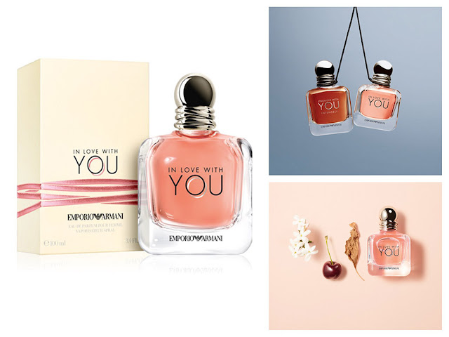 Фруктовый аромат Armani Emporio In Love With You