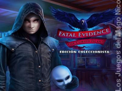 FATAL EVIDENCE: THE CURSED ISLAND - Guía del juego y vídeo guía N