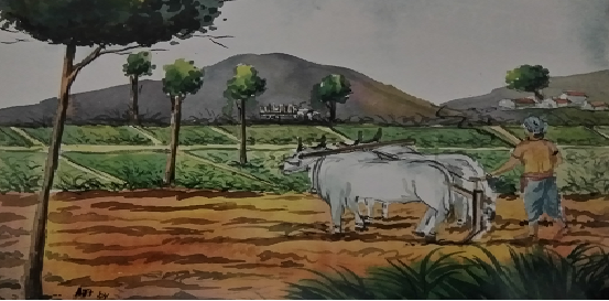 ಭವಿಷ್ಯದ ಕೃಷಿಕರು ಯಾರು , ಕೃಷಿ