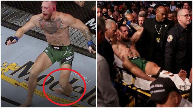 Hasil UFC 264: Conor McGregor Babak Belur Dihajar Dustin Poirier, Kaki Sampai Patah!