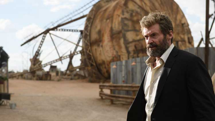 Hugh Jackman stars in Logan, the latest Wolverine film from James Mangold.
