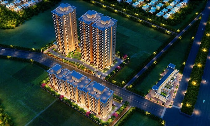 MRG World The Meridian Housing Project in Sector 89 Gurgaon