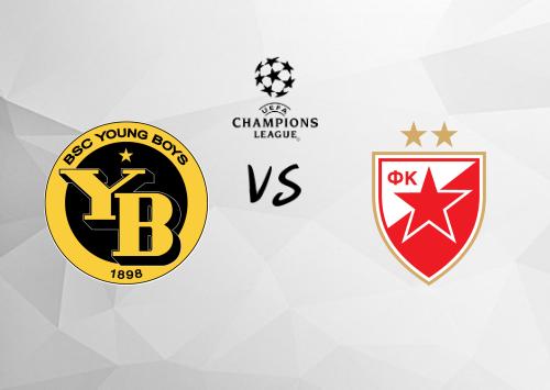 Young Boys vs Crvena Zvezda  Resumen