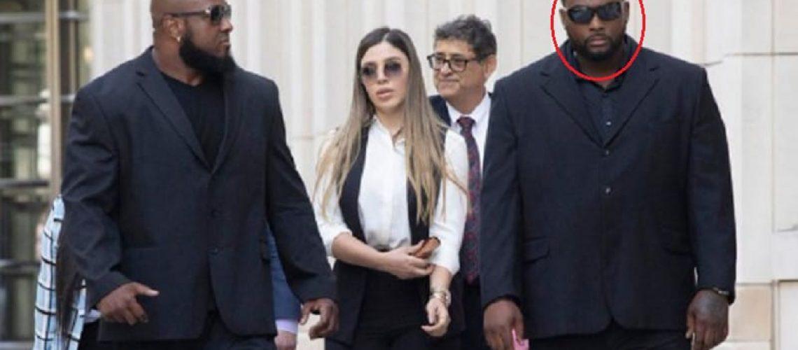 Arrestan en EU a escolta de Emma Coronel por tráfico de cocaína