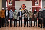 Bertemu Gubernur Aceh, Kanwil I KPPU : Banyak Perkara di Aceh Terkait Persekongkolan Tender