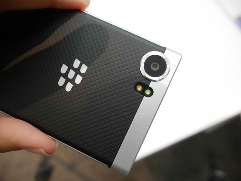 BlackBerry Mercury With Physical Keyboard Rumored Specs