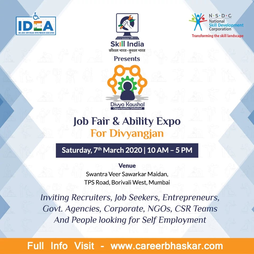 National Job Fair & Ability Expo