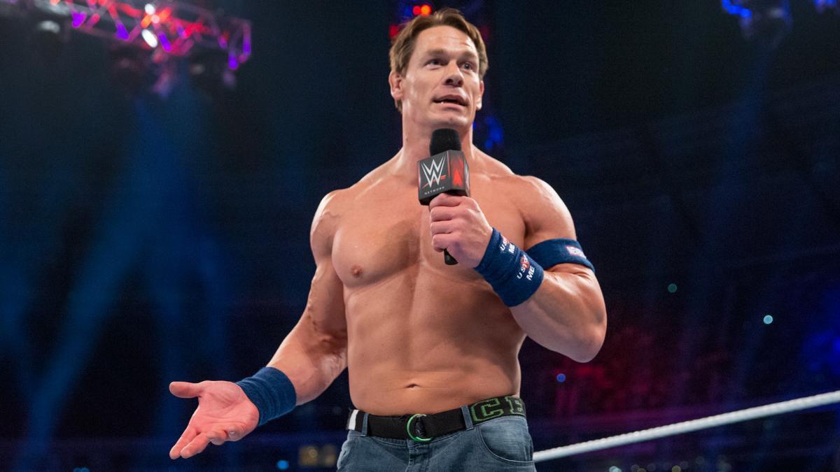 John Cena esteve em ação após o fim da transmissão do Super SmackDown