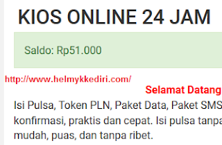 Cara membeli pulsa online lewat paypal2
