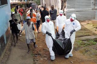 ( فيروس إيبولا ) قنبلة الفيروسات النووية