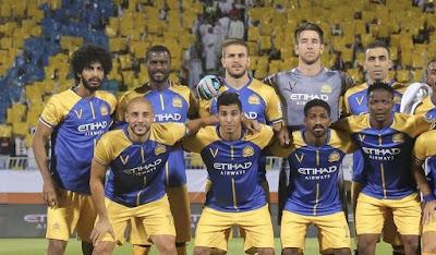 مباراة الأهلي السعودي و النصر ضمن مباريات الدوري السعودي 2019