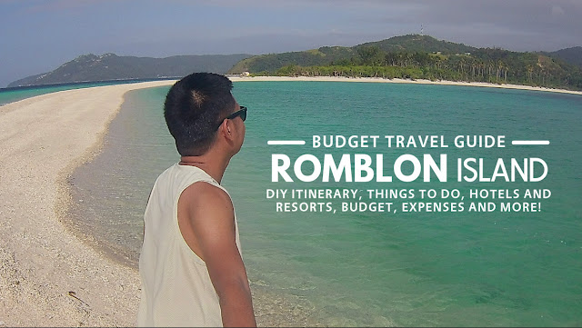 NEW UPDATED Budget Travel Guide Romblon