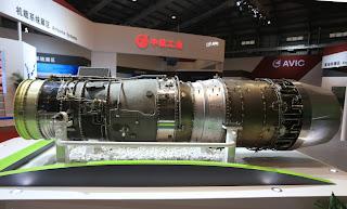 China Develops Minshan Turbofan Engine For Fighter Jet ...