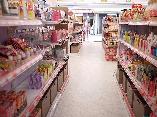 P1290277 - 【熱血採訪】台中日本零食購物│逢甲安藤藥妝生活百貨讓你不用去日本也能買日貨貨(已結束營業