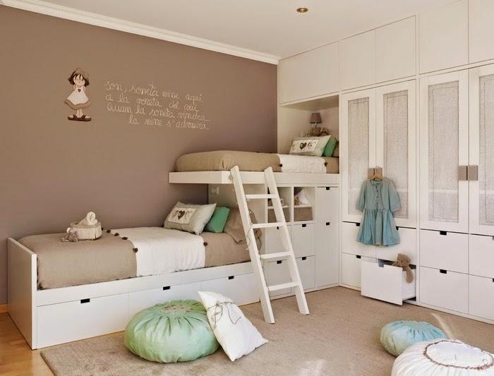 Ideas Para Pintar Las Paredes De La Habitacion Infantil La - Ideas-para-pintar-habitaciones