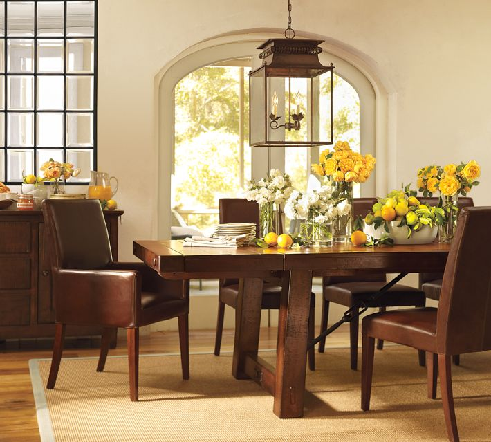 Lighting Over Dining Room Table: Choosing A Hanging Lantern Pendant For The Kitchen