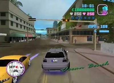 تحميل لعبة GTA Vice City النسخة الاصلية للكمبيوتر