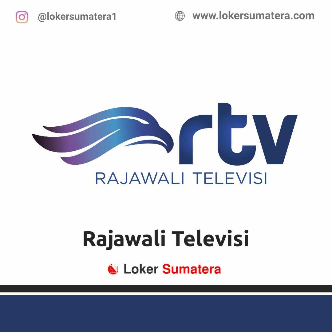 Lowongan Kerja Batam: Rajawali Televisi April 2021