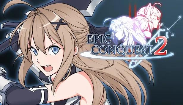 Epic Conquest 2 هي لعبة حركية / مغامرة آر بي جي كلاسيكية للاعب واحد بلمسة خاصة في القتال والقصة ، مما يمنحك تجربة يصعب العثور عليها في النوع المماثل!