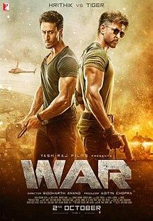 War Movie Download 2019