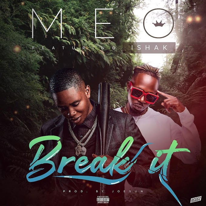 Meo Out With New 'Banger' Featuring Ishak Titled Break It