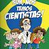 Historia em quadrinhos fala sobre os cientistas brasileiros