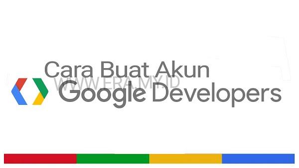 Cara Membuat Akun Google Developers ( Godev ) PlayStore Gratis