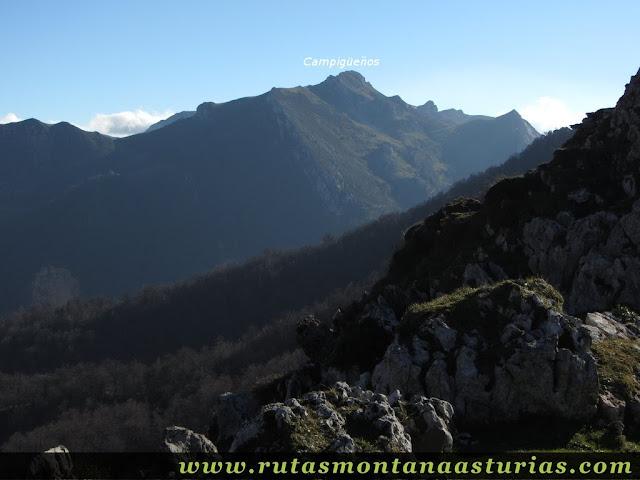 Montaña Campigüeños