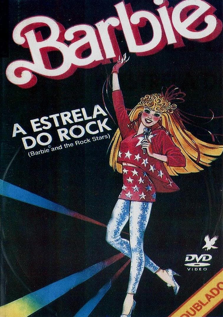 Barbie: A Estrela do Rock – Dublado (1987)
