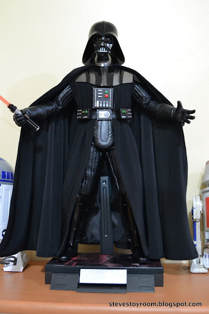 Hot Toys Darth Vader Review