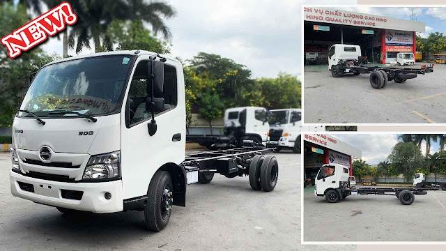Xe tải 5 tấn Hino XZU730L