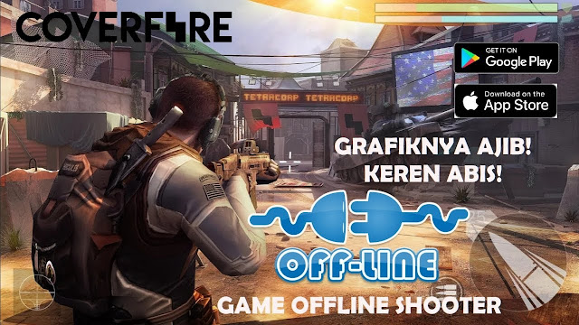 Cover Fire: Offline Shooting Games v1.19.0 MOD One Hit | Unlimited All| Unlock Vip | No ADS