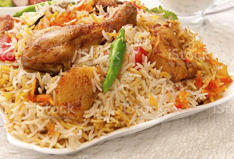 Chicken Biryani Recipes