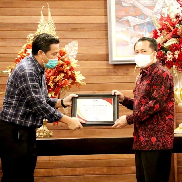 Walaupun Relatif Singkat, Ini Penghargaan dan Apresiasi Yang diterima Pjs. Gubernur Sulut, Dr. Drs. Agus Fatoni, M.Si.