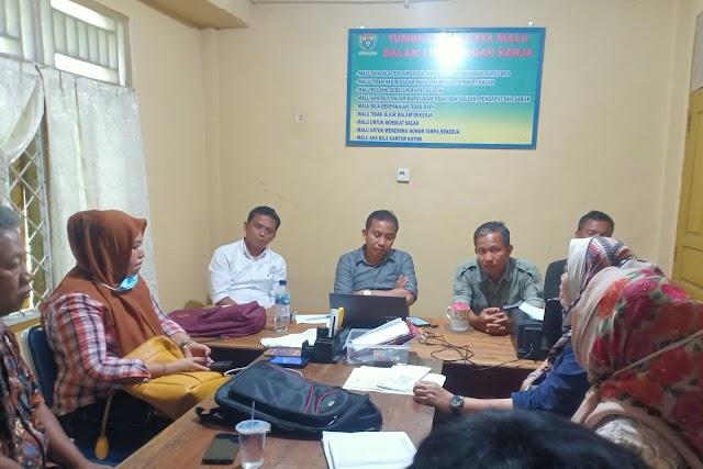 Tenaga Ahli P3MD Kabupaten Muara Enim ; Kawal Dana Desa, Patuhi Regulasi Tentang Penggunaaan Dana Desa Tahun 2021