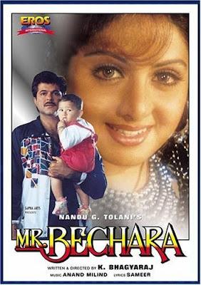 Mr. Bechara (1996) Hindi 720p | 480p HDRip ESub x264 1Gb | 400Mb