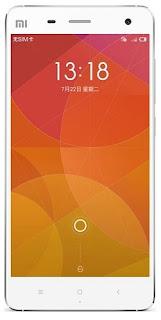Cara Flashing Xiaomi Mi 4 terbaru dengan mudah