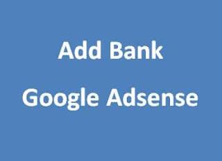 Thêm phương thức thanh toán bằng ATM vào Adsense