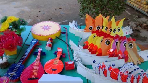 cách làm đồ chơi sáng tạo cho trẻ mầm non