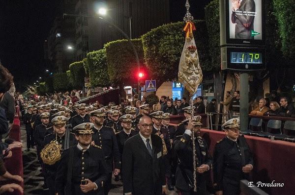 El Carmen de Almería tocará tras el Señor de la Humildad de Pulpí