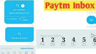 Paytm Inbox Full Information In Hindi पेटीऐम ईनबोक्स क्या है? कैसे use करें