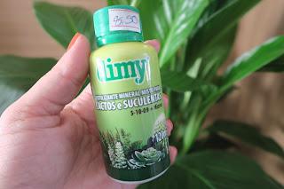 Fertilizante para Suculentas