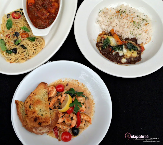 Italianni's PH Best of Lunch