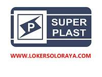 Lowongan Kerja Karanganyar November 2021 di PT Superplast Adiperkasa Indonesia