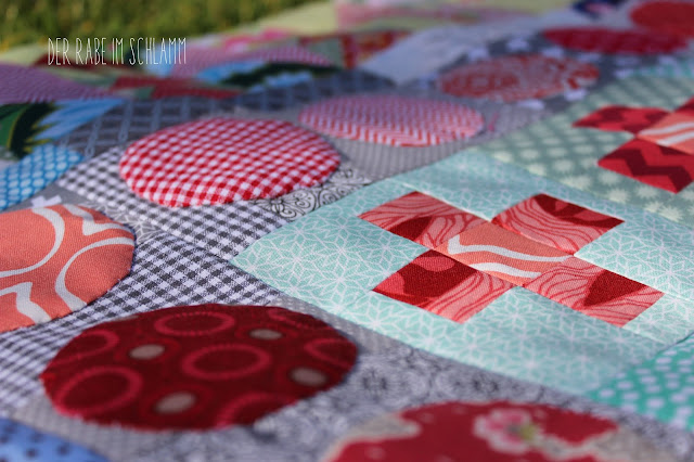 Bernina Medaillon Quilt Along, Quilt, Medaillon Quilt, Patchwork, Sewing