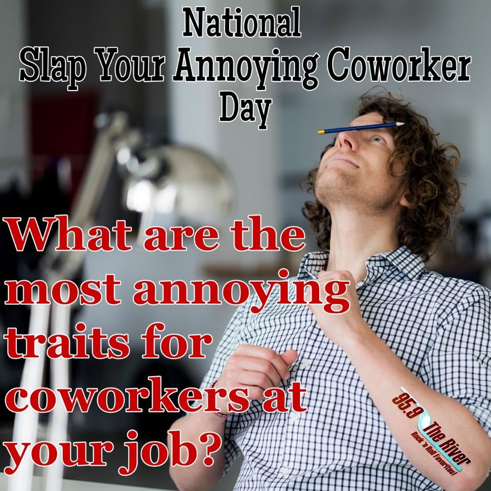 Slap Your Annoying Coworker Day Wishes pics free download