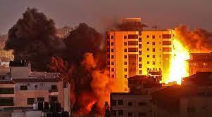 Israeli PM Netanyahu's Office Announces Ceasefire Between Tel Aviv, Hamas