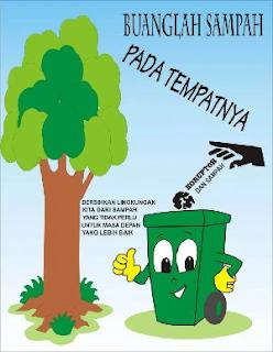 kalimat ajakan membuang sampah pada tempatnya www.jokowidodo-marufamin.com